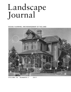 Landscape Journal vol. 36.2