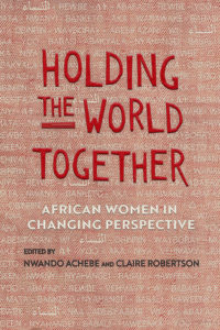 Holding the World Together Book Cover
