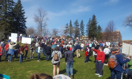 DULUTH JOINS NATION IN MARCHING FOR SCIENCE
