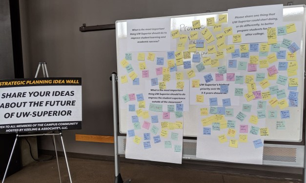 Strategic Planning at UWS