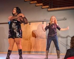 UWS annual drag show fall 2019