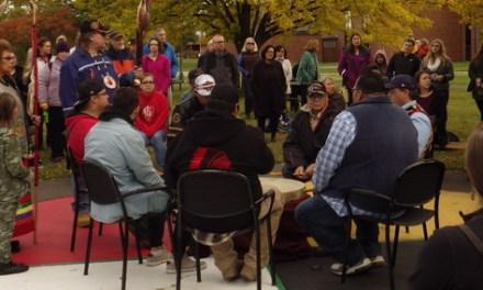 University commemorates indigenous Peoples' Day