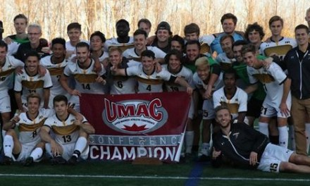 UWS wins second straight UMAC regular-season title, 6-1 over Northwestern