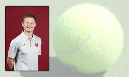 CeeJay Schaffner named men's and women's tennis coach