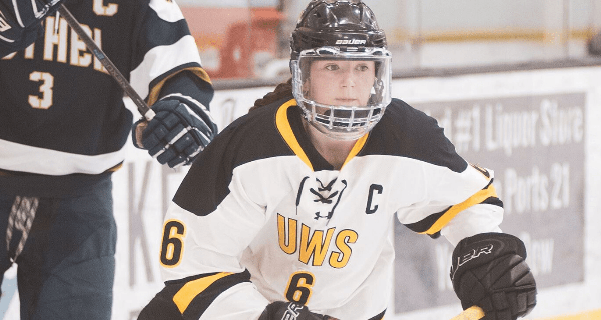 No. 8 River Falls blanks women's hockey, 3-0