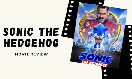 "Lo-fi High Five Reviews: ""Sonic the Hedgehog"" (2020)"
