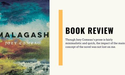 "Lo-fi High Five Reviews: Joey Comeau – ""Malagash"" (2017)"