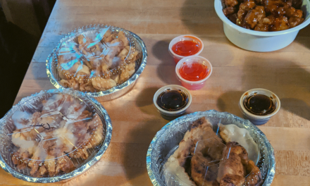 Chinese Take-Out Choice Two