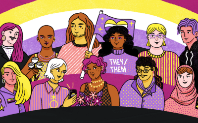 On Why Nonbinary Individuals Can Still Have Beards, and Should
