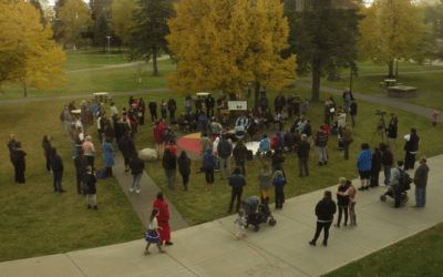 Zooming in on the City of Superior's Indigenous People's Day Celebration