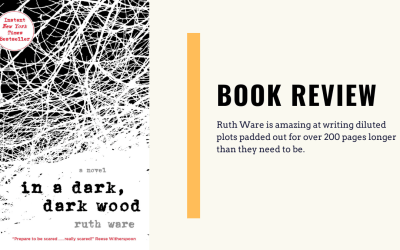 Lo-Fi High Five Reviews: In a Dark, Dark Wood – Ruth Ware (2015)