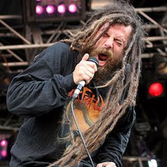 Singer Chris Barnes of Six Feet Under