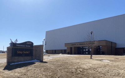 Wessman Arena to serve as COVID-19 vaccination site
