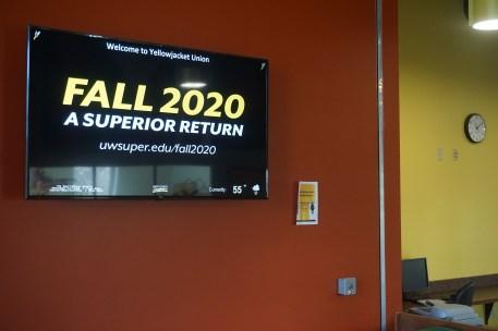 Digital display reading Fall 2020 A Superior Return