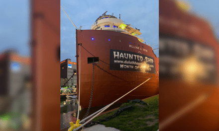 """Commentary: Return of the """"Haunted Ship"""""""