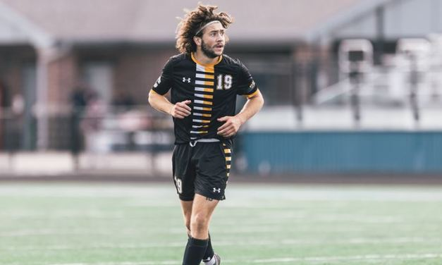 MEN'S SOCCER SHUTS OUT NORTH CENTRAL, 8-0