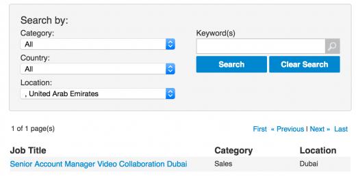 Logitech UAE