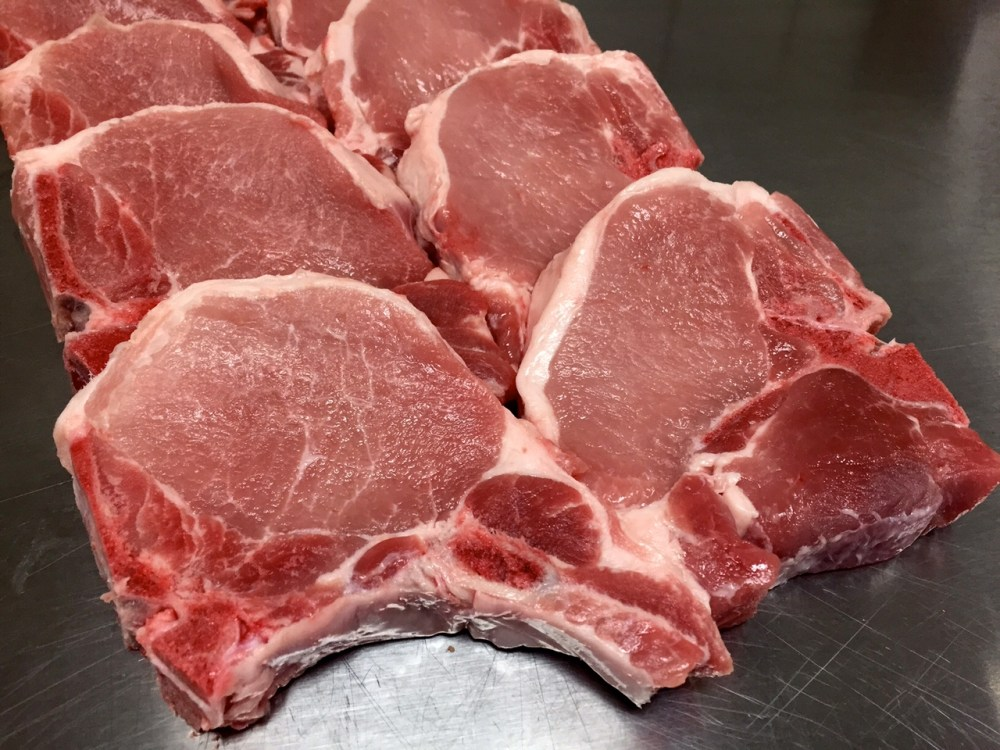 medium resolution of center cut chops can be bone in or boneless and are best when they are cut at least one inch thick which will help them from drying out while grilling