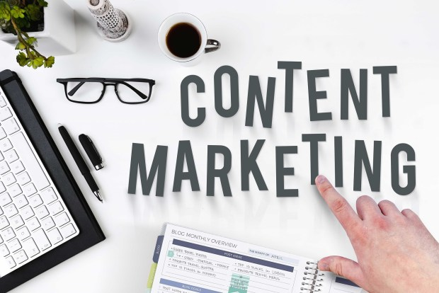 Digital Marketing Career - content marketing expert