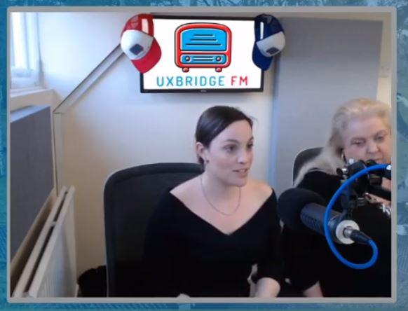 Elisa Jeffery - Singing for Breathing - Uxbridge FM