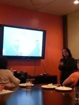 Juliana Loh presents UX basics