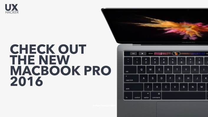 First look at the new Macbook Pro Introducing The New Macbook Pro Design UX Hacker