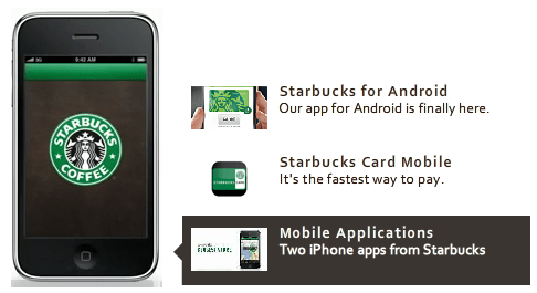 starbucks mobile