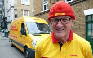 DHL Boss Phil Couchman