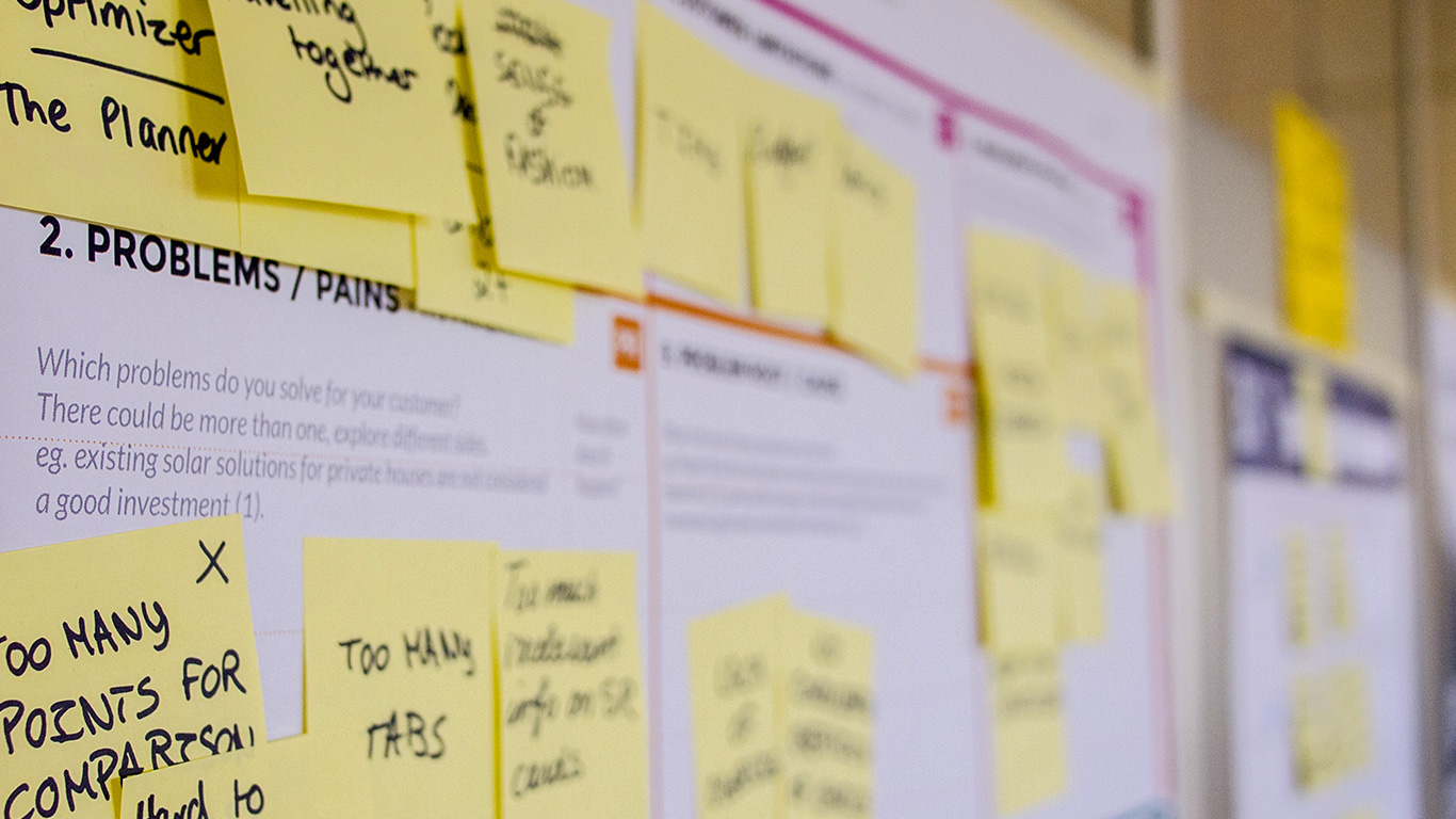 User Stories Writing Steps