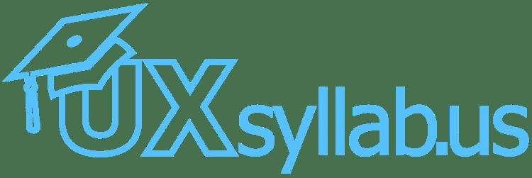 UX Syllabus site logo