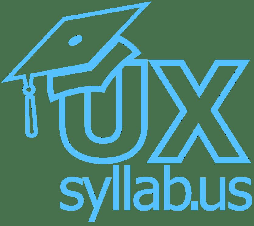UXsyllab.us logo