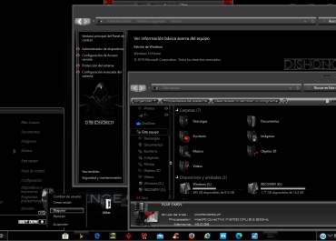 DISHONORED for Windows 10