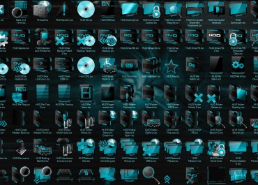 HUD Machine Destructor 7tsp Icon Pack for Windows 10