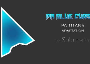 PA Blue Cursor Pack
