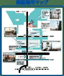 乗船map