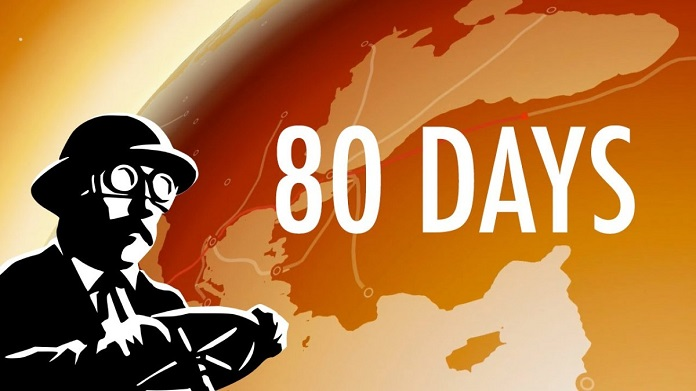 80 Days mobil uygulama incelemesi