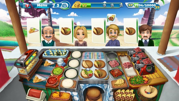 cooking fever oyun inceleme