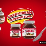 Nutella uygulama