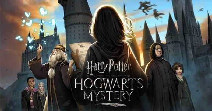 Harry Potter Hogwarts Mystery apk