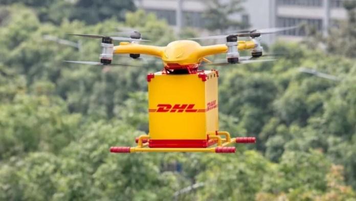 akilli drone