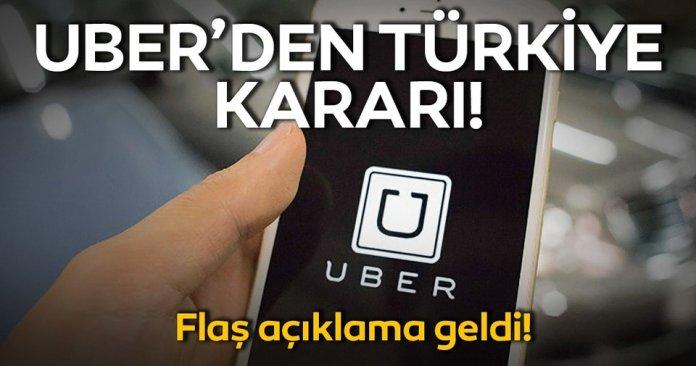 uber turkiye