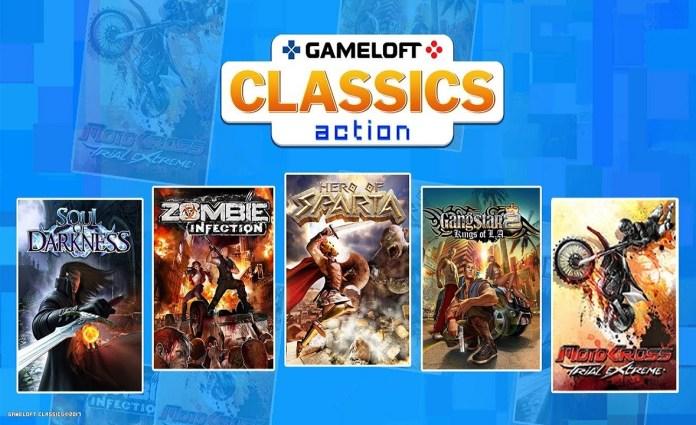 gameloft classics uygulama inceleme