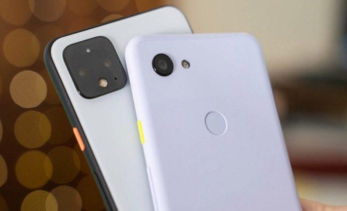 google pixel 4a goruntuleri ve ozellikleri