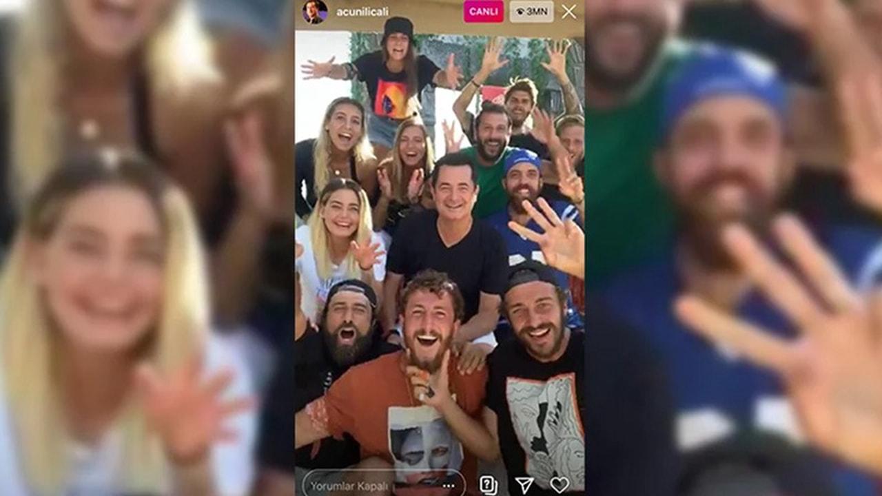 instagram canli yayin rekoru