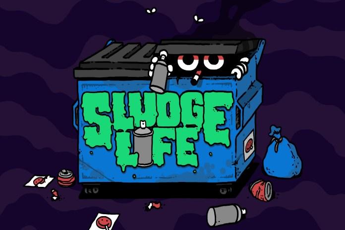 sludge life epic games store