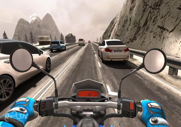 traffic rider gorsel