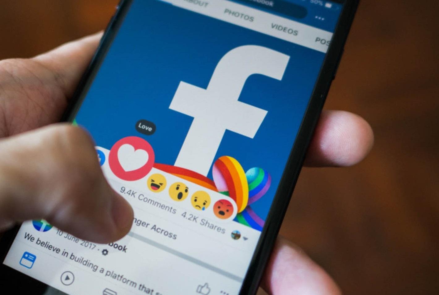 facebook reels ozelligini kullanima aciyor