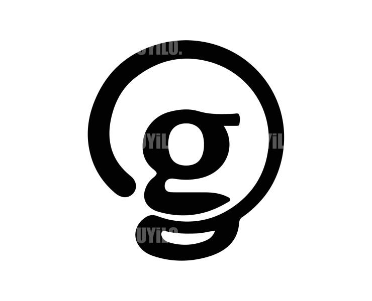 Logo g Monogram Design