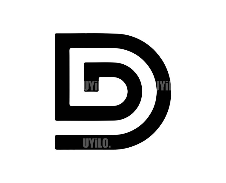Monogram D Logo