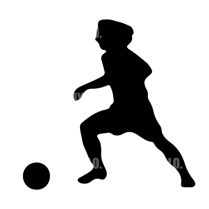 Soccer Player 10 Instant Download in several files